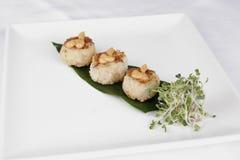 appetizer tray Στοκ Εικόνες