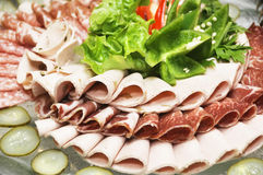 Appetizer_002 Royalty Free Stock Photos