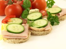 Appetizers,  Royalty Free Stock Photos