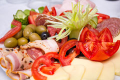 Appetizers Royalty Free Stock Image