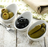 Appetizers Stock Photography