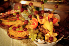 Appetizers Royalty Free Stock Photos