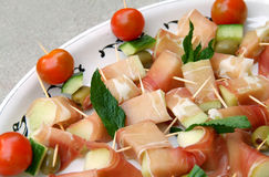 Free Appetizers Royalty Free Stock Photos - 5488528