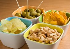 Appetizers Royalty Free Stock Images