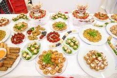 Appetizers Stock Photos