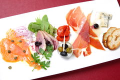 Appetizers Stock Images