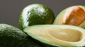 Appetizing avocado Royalty Free Stock Images