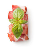 Appetizing bacon Royalty Free Stock Photography