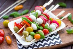Appetizing, Barbecue, Basil royalty free stock image
