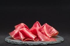 Appetizing, Beef, Black stock photo