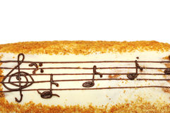 Appetizing Cake Stock Images