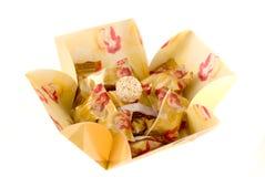 Appetizing candies Stock Photos