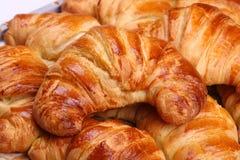 Appetizing Croissants Stock Photos