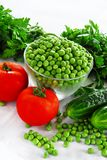 Appetizing fresh vegetables Stock Photo