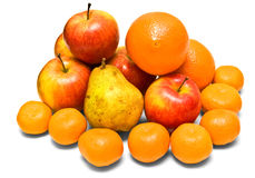 Appetizing fruits Royalty Free Stock Images