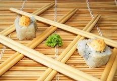 Appetizing Japanese dish. Royalty Free Stock Image