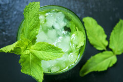 Appetizing mojito Royalty Free Stock Images