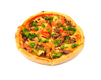 Appetizing pizza Royalty Free Stock Photo