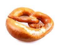 Appetizing pretzel  Stock Image