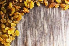 Appetizing raisin Stock Photo
