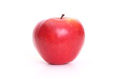 Appetizing red apple Stock Photo