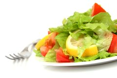 Appetizing Salad Royalty Free Stock Photo