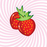 Appetizing Strawberry Stock Photos