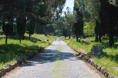 Appia Antica Στοκ φωτογραφία με δικαίωμα ελεύθερης χρήσης