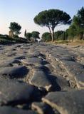 Appian Modo-Via Appia Fotografie Stock Libere da Diritti