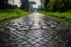 Appian way Stock Image