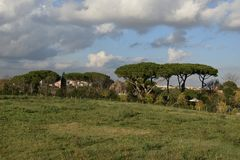 Appian-Weisen-Park Stockfotografie