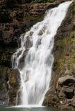applådera vattenfall Royaltyfri Foto