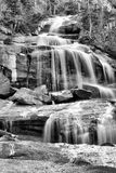Applådera vattenfallet royaltyfri bild