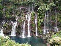 applåderar vattenfall Royaltyfria Foton
