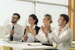 Applauding Stock Images