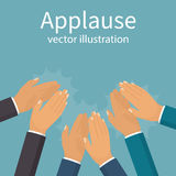 Applause template. Bravo concept Stock Photo