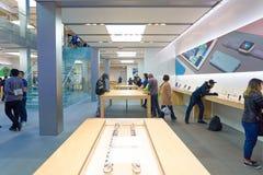 Apple存储 免版税库存照片