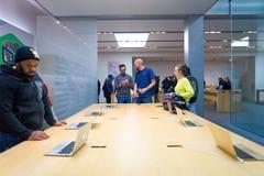 Apple存储 库存图片
