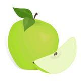 Apple果子 图库摄影