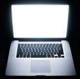Apple赞成Macbook 库存照片