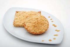 Apple馅饼 库存照片