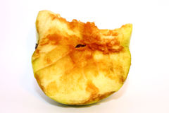 Apple äta Royaltyfria Foton