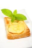 apple świeże ciasto Fotografia Royalty Free