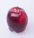 Apple ή κόκκινο μήλο σε ένα υπόβαθρο Στοκ φωτογραφία με δικαίωμα ελεύθερης χρήσης