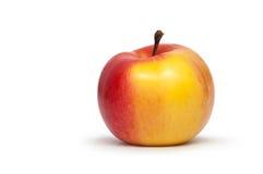 Apple Απομονωμένος στο λευκό Στοκ Φωτογραφία