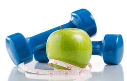 Apple για την καθημερινή υγιεινή διατροφή Στοκ Εικόνες