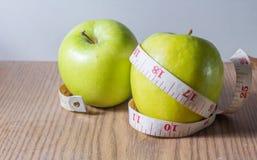 Apple για την υγεία Στοκ φωτογραφίες με δικαίωμα ελεύθερης χρήσης