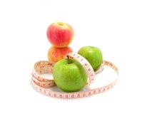Apple για τη διατροφή Στοκ Φωτογραφίες
