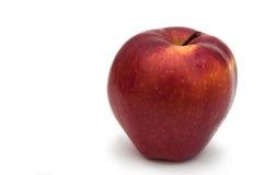 Apple η ανασκόπηση απομόνωσε το λευκό Στοκ Εικόνες