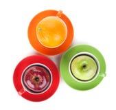 Apple και πορτοκαλί τσάι φρούτων Στοκ φωτογραφία με δικαίωμα ελεύθερης χρήσης